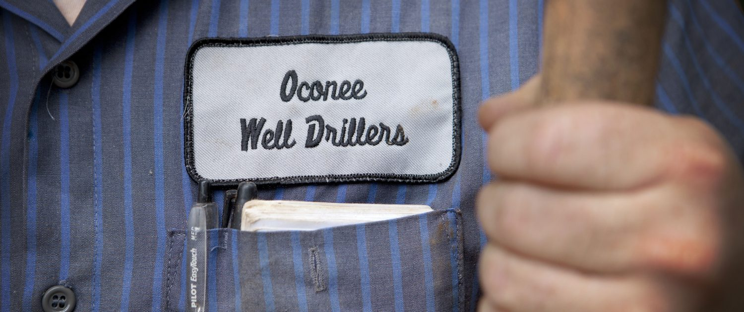 Quality service from Oconee Well Drillers